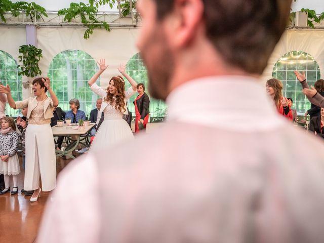Il matrimonio di Simone e Barbara a Montichiari, Brescia 54