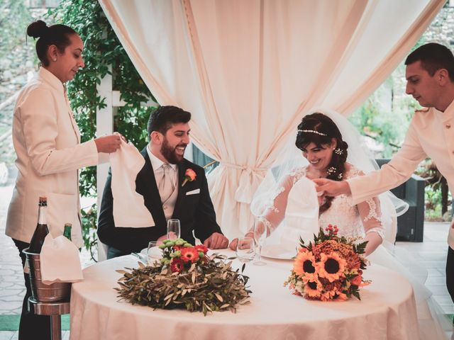 Il matrimonio di Giampiero e Giusi a Amantea, Cosenza 10