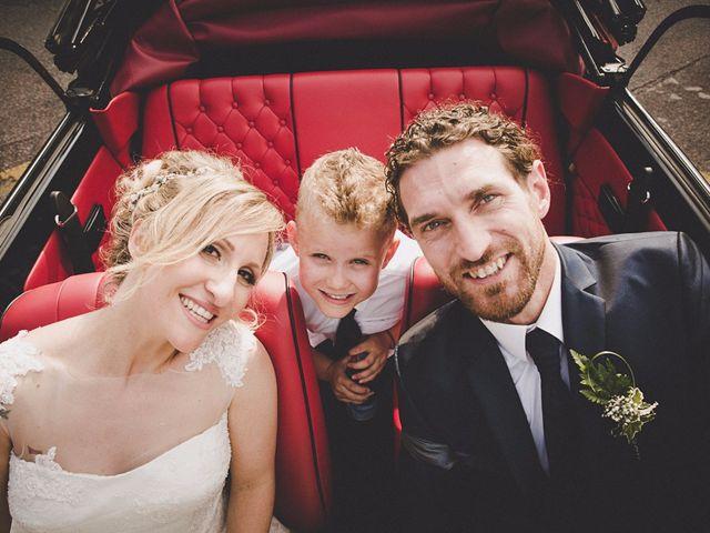 Il matrimonio di Nico e Cate a Portomaggiore, Ferrara 15