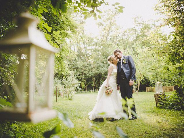 Il matrimonio di Nico e Cate a Portomaggiore, Ferrara 24