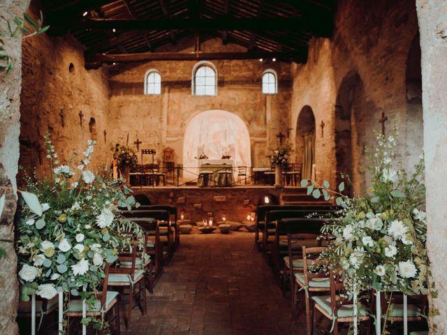 Il matrimonio di Andrea e Chiara a Bracciano, Roma 14