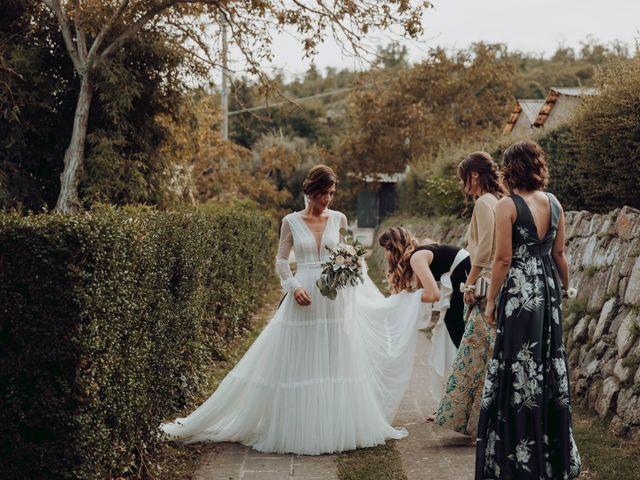 Il matrimonio di Andrea e Chiara a Bracciano, Roma 25