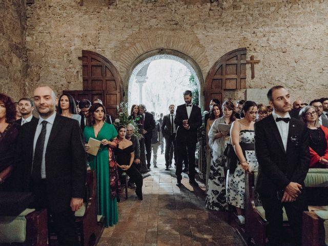 Il matrimonio di Andrea e Chiara a Bracciano, Roma 32