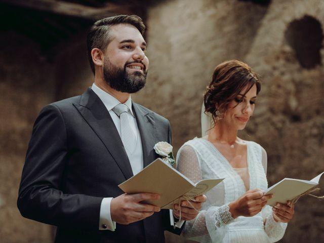 Il matrimonio di Andrea e Chiara a Bracciano, Roma 34