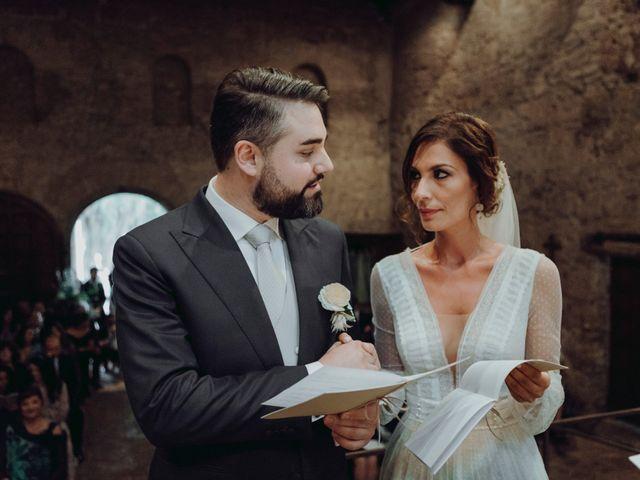 Il matrimonio di Andrea e Chiara a Bracciano, Roma 36