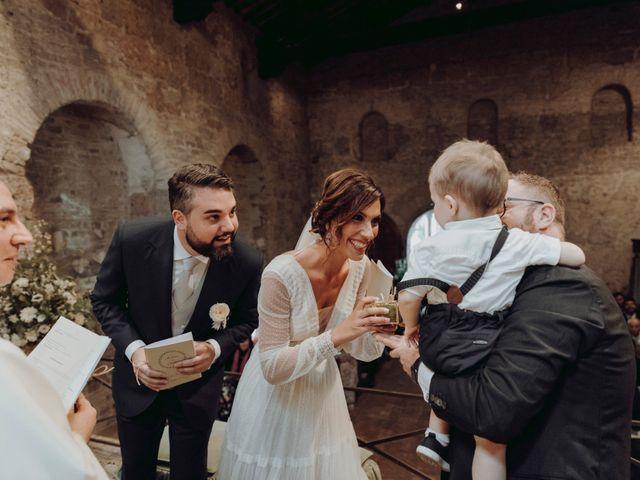 Il matrimonio di Andrea e Chiara a Bracciano, Roma 38