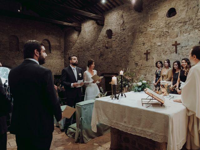 Il matrimonio di Andrea e Chiara a Bracciano, Roma 44