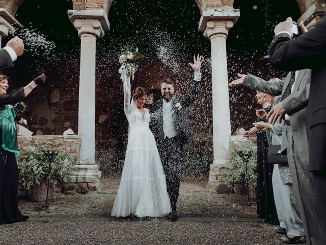 Il matrimonio di Andrea e Chiara a Bracciano, Roma 1
