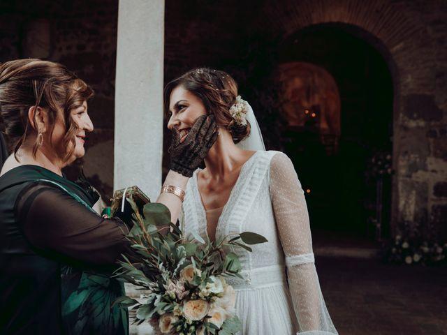 Il matrimonio di Andrea e Chiara a Bracciano, Roma 48