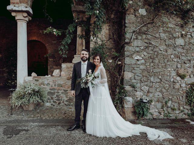 Il matrimonio di Andrea e Chiara a Bracciano, Roma 50