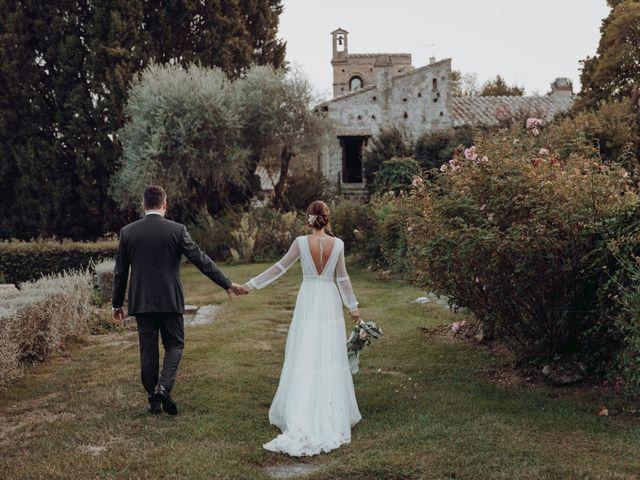 Il matrimonio di Andrea e Chiara a Bracciano, Roma 68