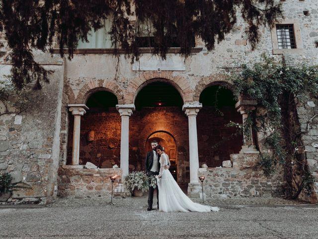 Il matrimonio di Andrea e Chiara a Bracciano, Roma 70