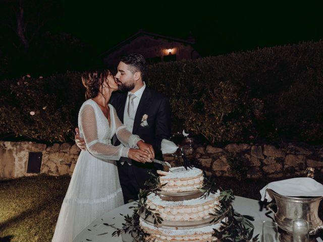 Il matrimonio di Andrea e Chiara a Bracciano, Roma 95