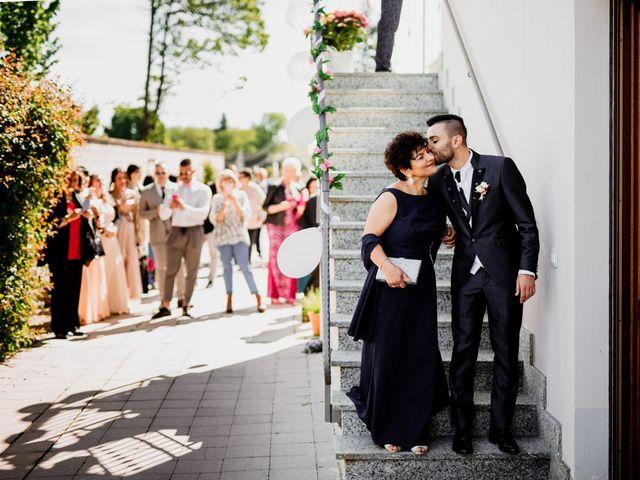 Il matrimonio di Daniele e Anna a Vigevano, Pavia 28
