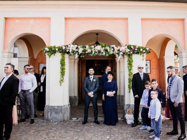 Il matrimonio di Daniele e Anna a Vigevano, Pavia 43