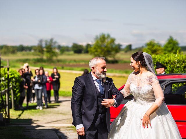Il matrimonio di Daniele e Anna a Vigevano, Pavia 46
