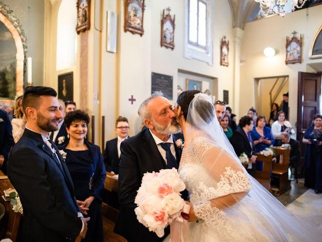 Il matrimonio di Daniele e Anna a Vigevano, Pavia 49