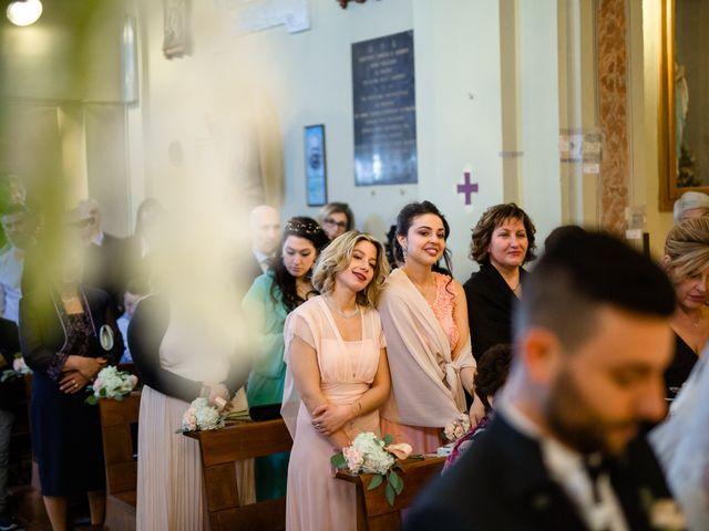 Il matrimonio di Daniele e Anna a Vigevano, Pavia 51