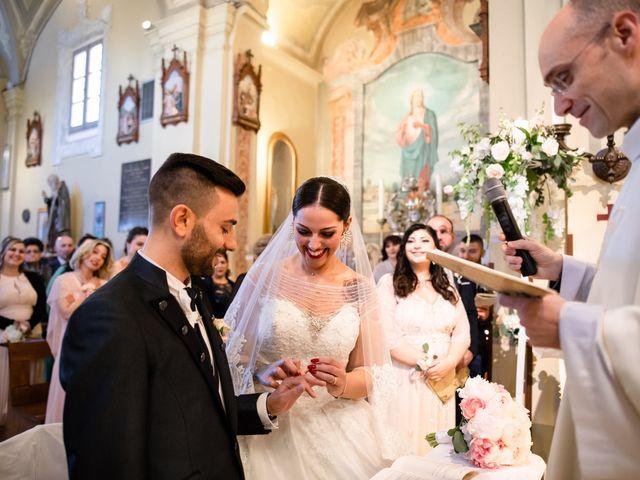 Il matrimonio di Daniele e Anna a Vigevano, Pavia 53
