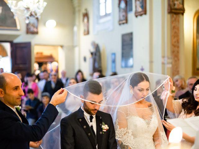 Il matrimonio di Daniele e Anna a Vigevano, Pavia 54