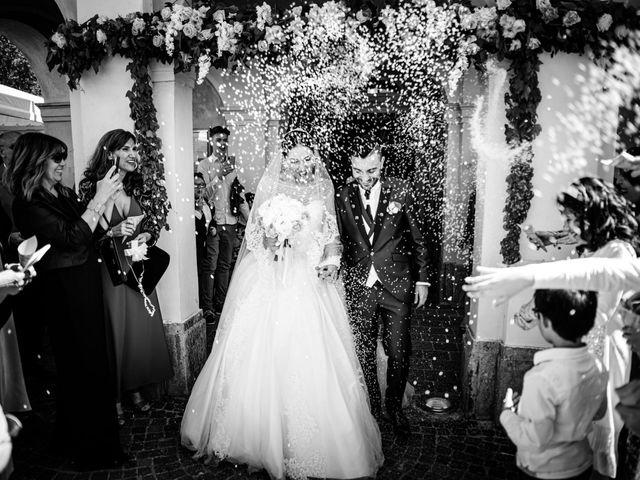 Il matrimonio di Daniele e Anna a Vigevano, Pavia 57