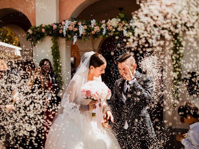 Il matrimonio di Daniele e Anna a Vigevano, Pavia 58