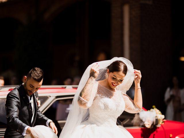Il matrimonio di Daniele e Anna a Vigevano, Pavia 63