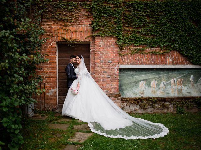 Il matrimonio di Daniele e Anna a Vigevano, Pavia 77