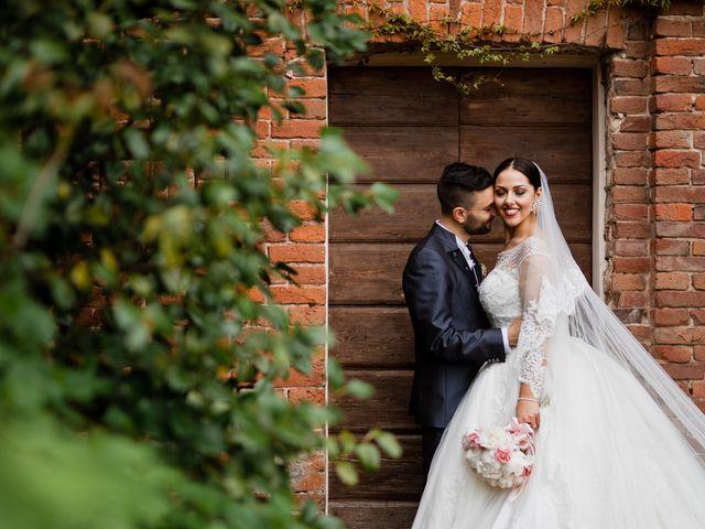 Il matrimonio di Daniele e Anna a Vigevano, Pavia 78