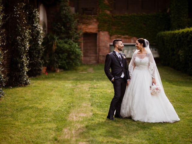 Il matrimonio di Daniele e Anna a Vigevano, Pavia 79