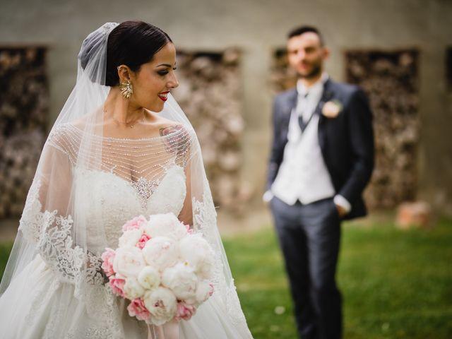 Il matrimonio di Daniele e Anna a Vigevano, Pavia 81