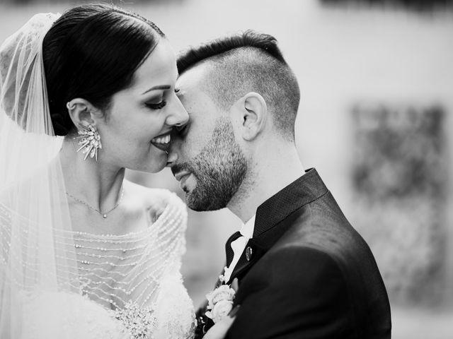 Il matrimonio di Daniele e Anna a Vigevano, Pavia 1