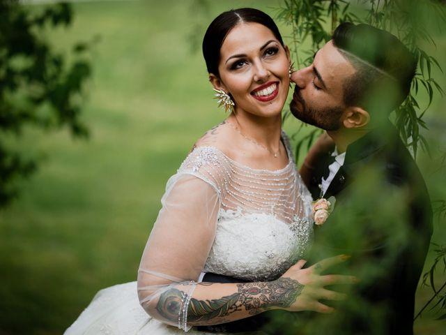 Il matrimonio di Daniele e Anna a Vigevano, Pavia 82