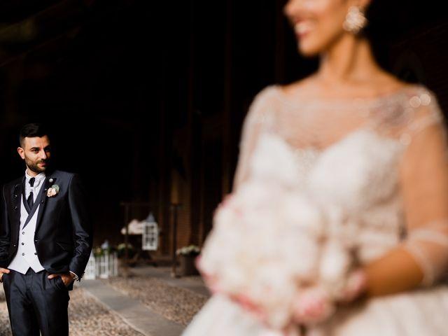 Il matrimonio di Daniele e Anna a Vigevano, Pavia 86