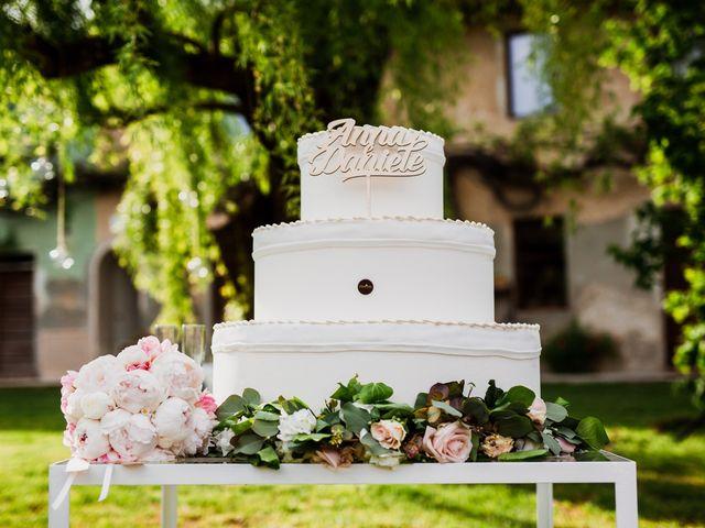 Il matrimonio di Daniele e Anna a Vigevano, Pavia 87