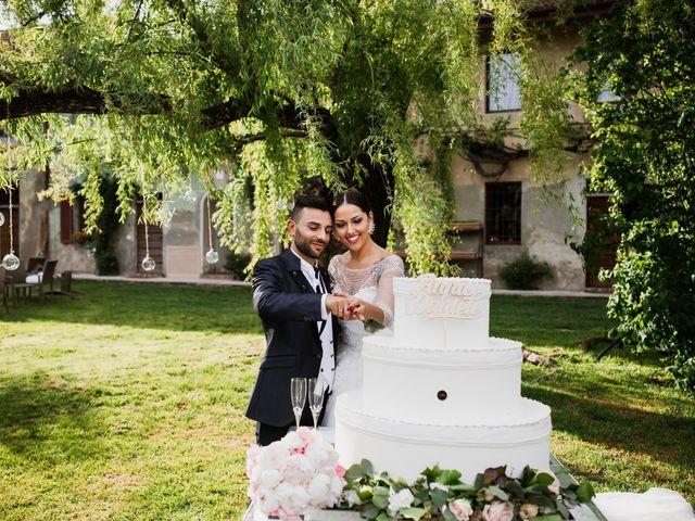 Il matrimonio di Daniele e Anna a Vigevano, Pavia 88