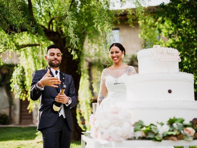Il matrimonio di Daniele e Anna a Vigevano, Pavia 89