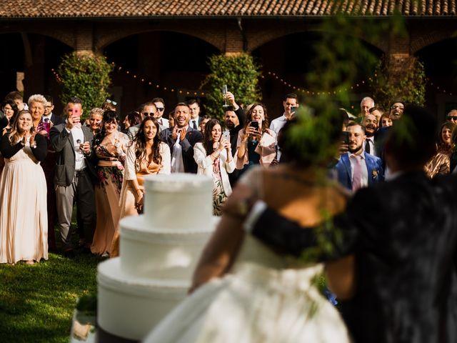 Il matrimonio di Daniele e Anna a Vigevano, Pavia 90