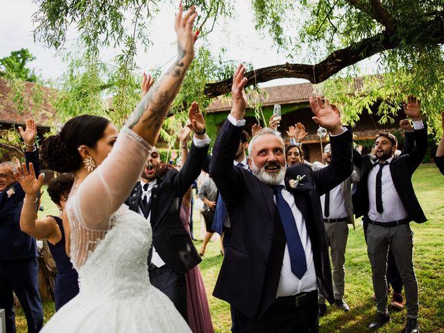 Il matrimonio di Daniele e Anna a Vigevano, Pavia 94