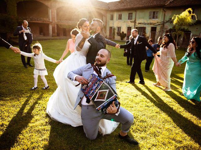 Il matrimonio di Daniele e Anna a Vigevano, Pavia 97
