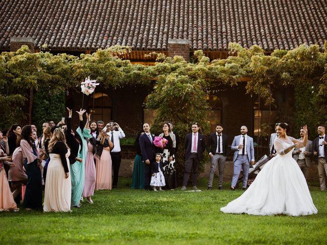 Il matrimonio di Daniele e Anna a Vigevano, Pavia 100