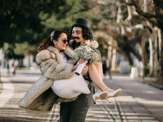 Le nozze di Patricia e Antonio