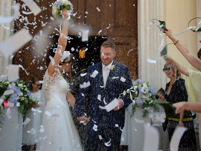Il matrimonio di Antonietta e Riccardo a San Severo, Foggia 21
