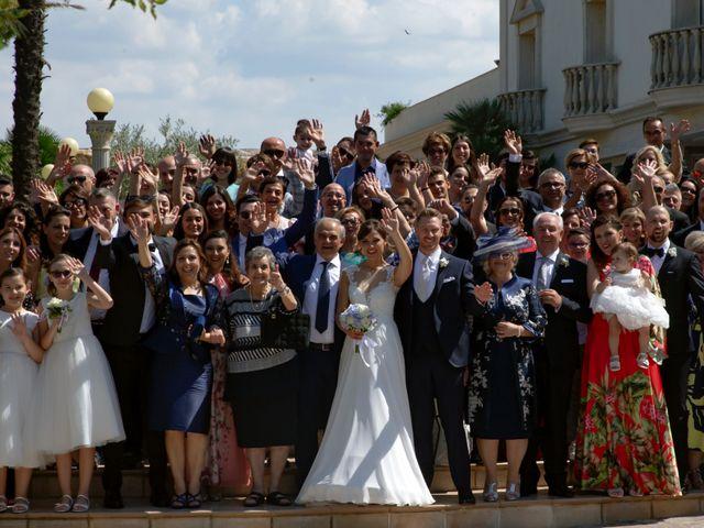 Il matrimonio di Antonietta e Riccardo a San Severo, Foggia 25