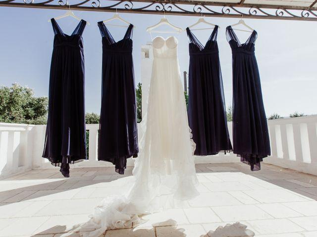 Il matrimonio di Andrea e Sam a Fasano, Brindisi 24