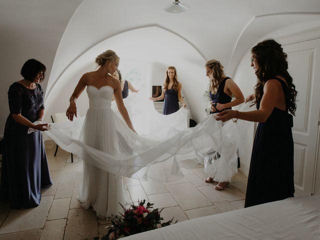 Il matrimonio di Andrea e Sam a Fasano, Brindisi 26