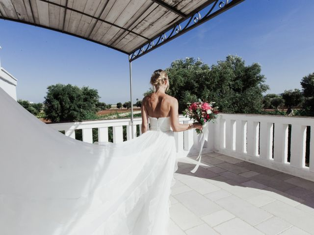 Il matrimonio di Andrea e Sam a Fasano, Brindisi 27