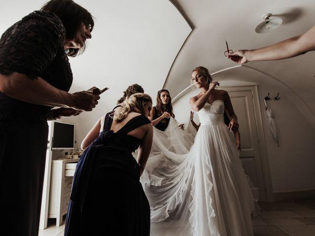 Il matrimonio di Andrea e Sam a Fasano, Brindisi 28