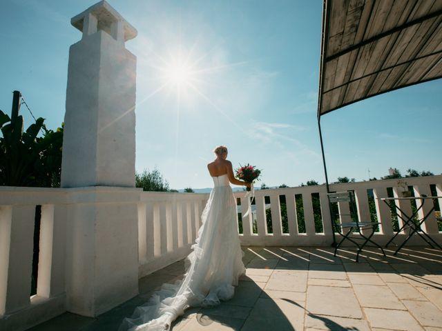 Il matrimonio di Andrea e Sam a Fasano, Brindisi 31