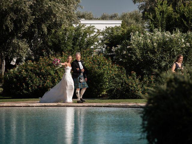 Il matrimonio di Andrea e Sam a Fasano, Brindisi 37